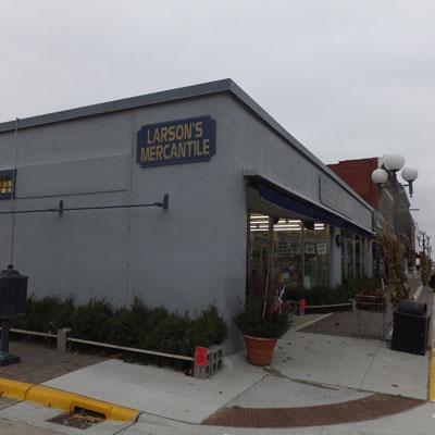 Lewis Mercantile Exterior